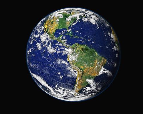 2020. március 22: Föld Napja
